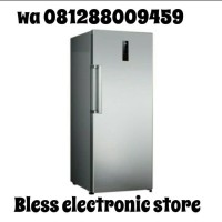 Gea upright freezer with drawer GF250 NO FROST MULTI AIR FLOW SYSTEM