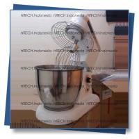 Dough Mixer 7 Liter With Cover Mixer Roti FOMAC DMX-B7A