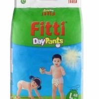 fitti day pants L48/ pampers/ diapers/ popok