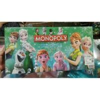 Jual mainan anak monopoli monopoly set Murah