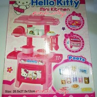 Jual Mainan Anak dapur mini kitchen Hello Kitty Little Pony import kado Murah