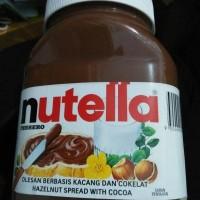 Jual Nutella selai coklat 900gr muraahh Murah