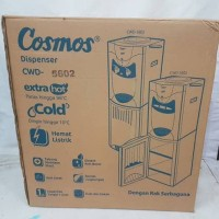 Cosmos dispenser berdiri panas dingin CWD5602 /dispenser hot n cool