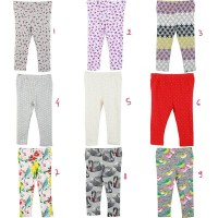 Legging Balita Batita Anak Cewek Baby Gap Toddler & Kids Girls 12m -5t
