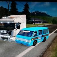 ets2 euro truck simulator bus simulator mod lengkap