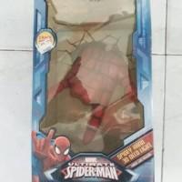 3d deco light spiderman