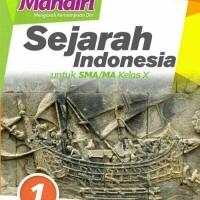 Mandiri sejarah indonesia SMA/MA X kur 2013