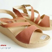 Wedges | WOM-AM-16 Tan | D2store