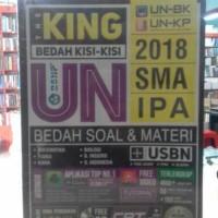 Buku The King Bedah Kisi Kisi UN SMA IPA 2018 gj