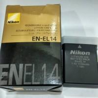 Battery nikon en el 14 for d3100,d3200,D5100,d5200