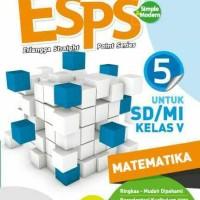 5 ESPS Matematika Kelas V SD/MI KTSP Berorientasi Kurikulum 2013 #erl