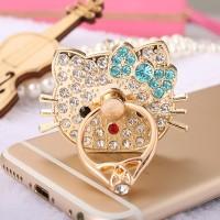 Jual IRING holder cincin hp handphone ring stand standing case HELLO KITTY Murah