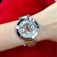 Bonia Watch Silver