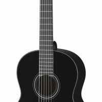 Yamaha Gitar Akustik Original Yamaha C40 Black / C-40 BL / C 40BL