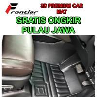 Karpet Custom 3D Frontier Mobil Toyota Kijang Innova 2004-2015 Manual
