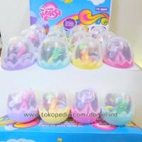 Mainan Telur Kejutan Little Pony Surprise Egg Figure My Lovely Horse