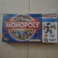Jual (Sale) mainan edukasi monopoli monopoly murah Murah