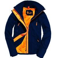 Jaket Droopdry Polos (NAVY)| jaket parasut | Tersedia all club bola