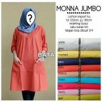 Baju Atasan Muslim Wanita / Blouse Muslim [monna Jumbo Blouse]