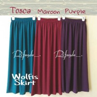 harga Rok Wolfis / Wolfis Skirt ( Tidak Transparan Seperti Rok Sifon Tokopedia.com