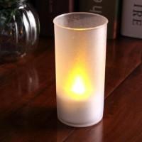 Lilin Led Gelas Lilin Elektrik (617-7)