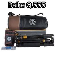 Jual tripod ballhead monopod Beike Q.555 Murah