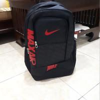 Tas Ransel nike Air max sekolah kuliah olahraga basket fitness sport