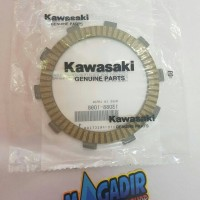 Kampas/Plat Kopling Ninja 2Tak R/RR Original Kawasaki (Besar)