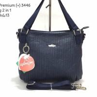 SHOPPING TAS WANITA KIPLING PREMIUM 3446 HAND BAG 2IN 1 - 50000