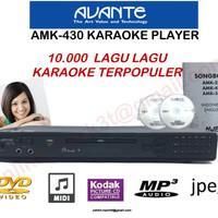 KJB Avante AMK 430 AMK430 karaoke player sl geisler audiobank bmb