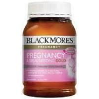Blackmores Pregnancy 180 caps Gold