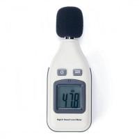 harga Mediatech Mini Digital Sound Level Meter - Putih ( 470012 ) Tokopedia.com