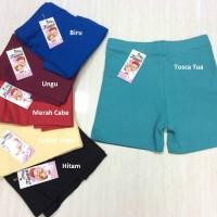 Jual Legging Anak Pendek Katun Spandek Size XL - Leging Anak Katun Spandex  Murah