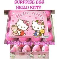 surprise egg Hello Kitty