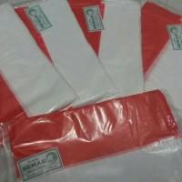 Jual Bendera Plastik Merah Putih Jumbo Tebal  Murah