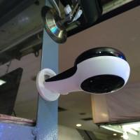 Jual Popular 3D VR Cam WIFI IP Camera Fisheye Lens SD Card Slot HD Panorama Murah
