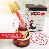 Promo Kosmetik [ BPOM ] Serum BPOM Vampire ( body face whitening serum