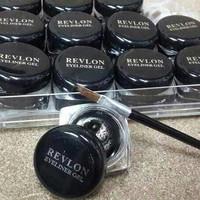 Promo Kosmetik REVLON EYELINER GEL Exclusive Termurah