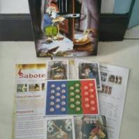 Jual 51 - Kartu Saboteur 2 card board games mainan anak Kreatif  Murah