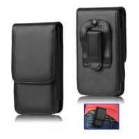 harga Vertical Leather Belt Clip Holster Pouch 4,3 Inch (7 X 13 Cm) Tokopedia.com