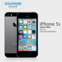 APPLE IPHONE 5S 16GB GRAY GSM GARANSI 1 TAHUN