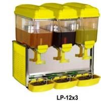 GEA LP-12x3 Juice Dispenser / Jus Dispenser 3 Tabung dengan Pendingin