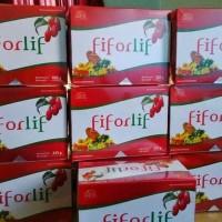 Olahraga untuk mengecilkan perut buncit dan Minum Fiforlif