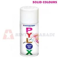 Pylox Cat Semprot Warna Solid / Finishing Spray Nippon Paint 300 cc