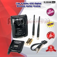 Line 6 Relay G50 Digital Wireless Guitar System / Line6 G50