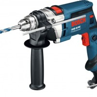 Mesin Bor 16 MM Impact Drill GSB 16 RE Bosch Professional 701 Watt