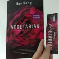 Jual Vegetarian - Han Kang Murah
