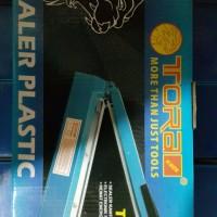 Tora Mesin Press Plastik 20 cm Body PVC / Impulse Sealer TR PS 200