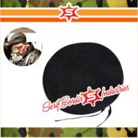 Topi Baret Topi Army Baret Tentara Topi Baret Merah Black Topi Tempur