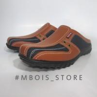 Jual Sepatu Nichelin- A01   Sepatu Sendal Pria   Sepatu Selop Keren & Murah Murah